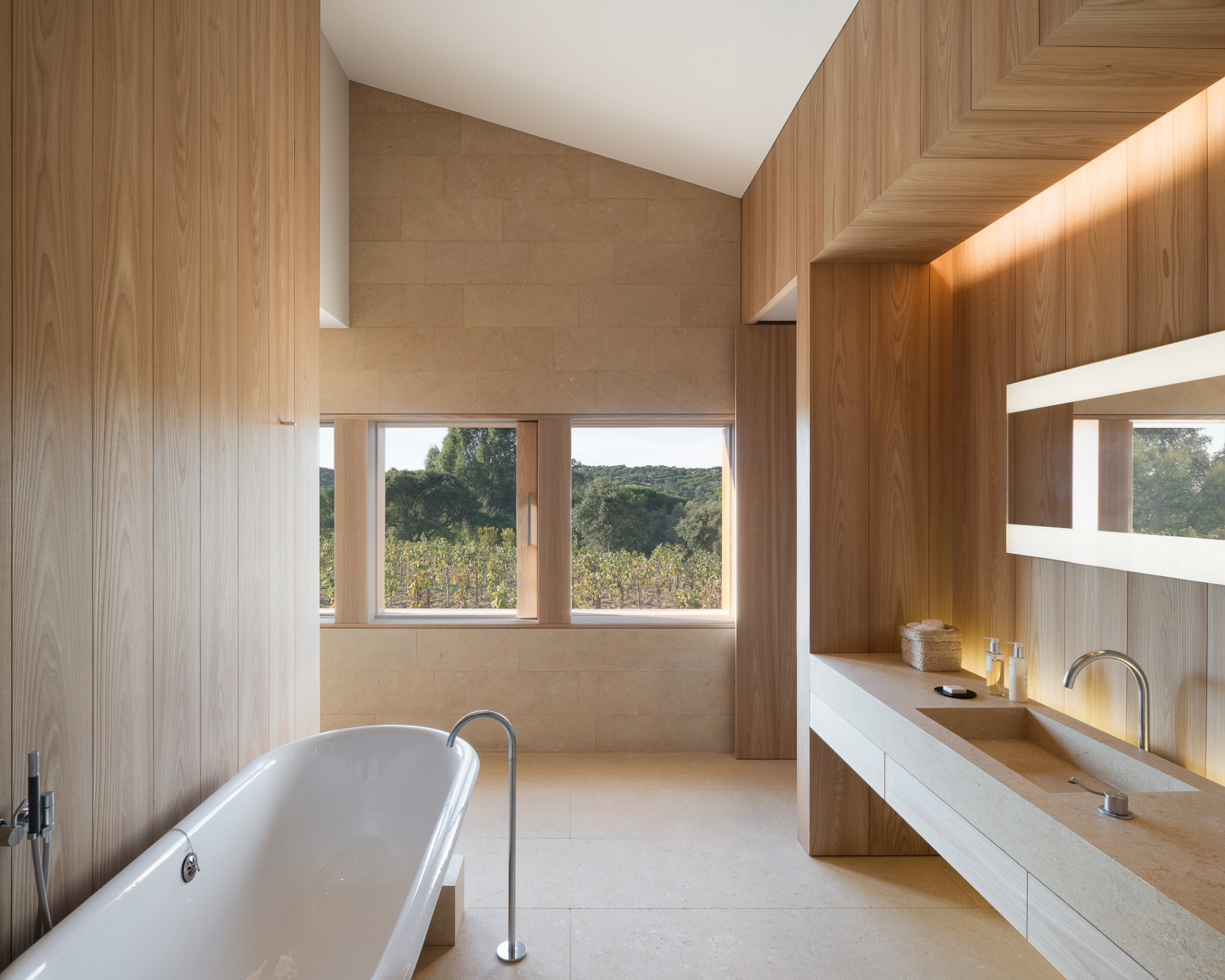 Bathroom John minimumjohn pawson | l'exploreur