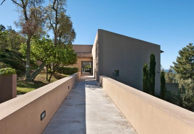 maison villa contemporaine architecte design épuré olivier piscine