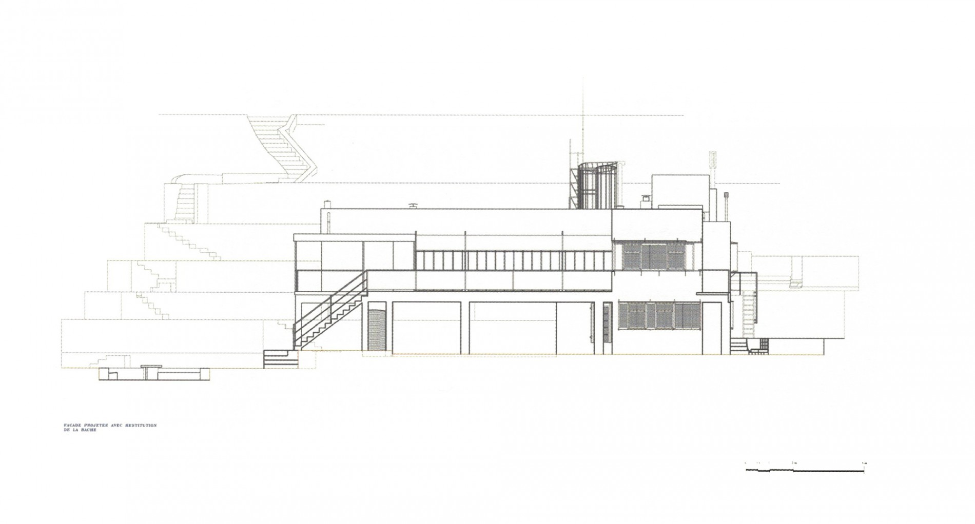 eileen gray e1027 floor plan - photo #18
